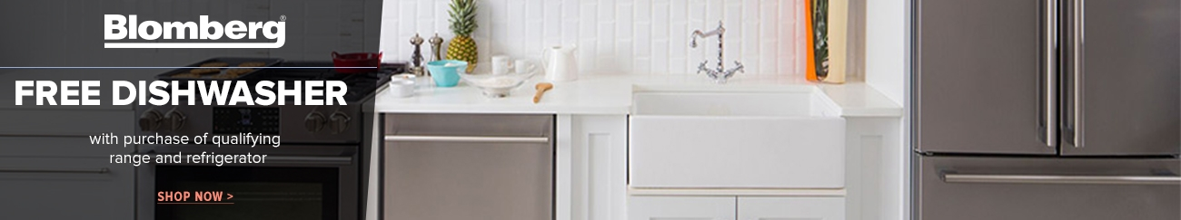 Blomberg Built-In Dishwashers