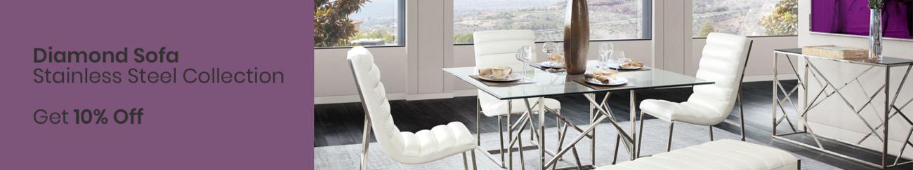Spring Deal Diamond Sofa Tables