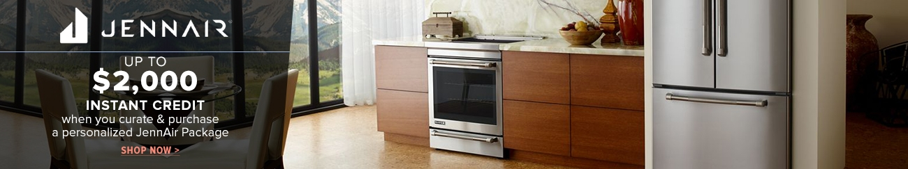 Jenn-Air Side-By-Side Refrigerators