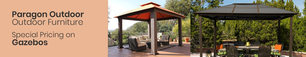 Paragon Outdoor Hard Top Gazebos
