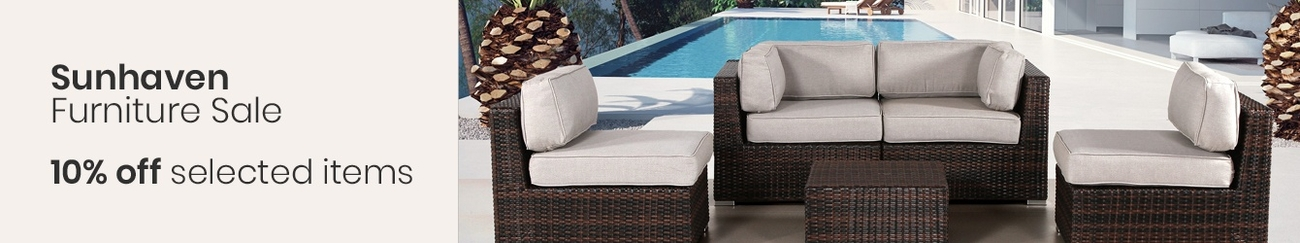 Promotional Price SunHaven Patio and Lawn Furniture