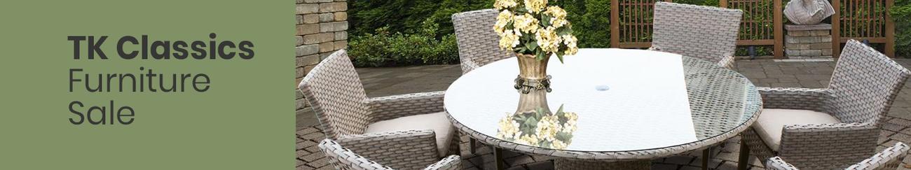 Spring Deal TK Classics Patio and Lawn Furniture