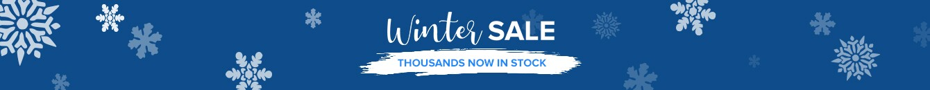 Winter Sale - thousands of items Now in Stock