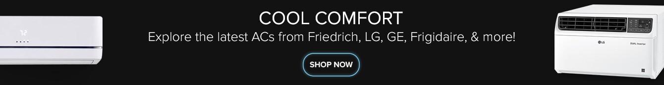Cool Comfort ACs