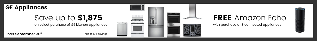 GE Appliances - Up to 10% Savings. Save Up to $1,875 on Kitchen Appliance Packages
