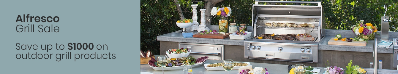 Alfresco - Buy More Save More Tariff-Buster (Up To $1000 Value)