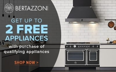 Free Ventilation + Free Or Discounted Dishwasher With Qualifying Purchase