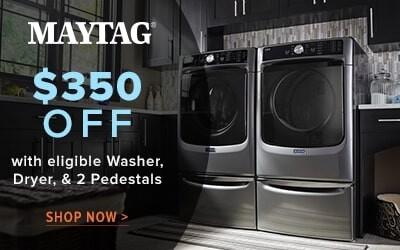 Maytage laundry save $250