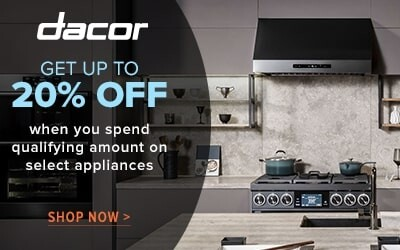 Dacor Promotion up To 20% Off
