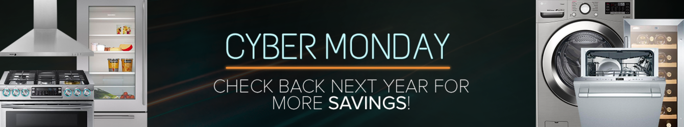 Cyber Monday Appliance Sale 2019 Up To 45 Off Appliances Connection