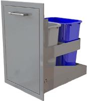 Alfresco Trash Compactor