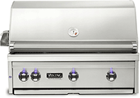 Viking 36 Inch Grill Head
