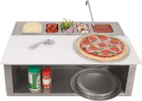 Alfresco Pizza Prep Station