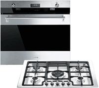 SMEG Wall Oven/Cooktop Combo
