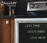 AquaLift Self-Cleaning Technology