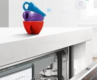 A Dishwasher That Keeps Tabs on its Detergent