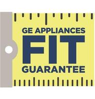 Fit Guarantee for Slide-In Ranges