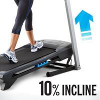 10% Quick Incline Control