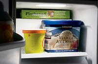 Full-Width Freezer Shelf