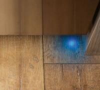 Blue PowerBeam® Indicator Light
