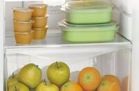 Store-More Clear Crisper Drawer