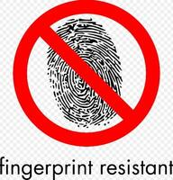 FingerPrint Resistance
