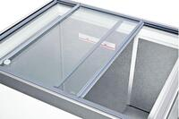 Sliding Glass Lid