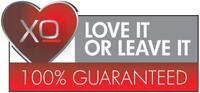 Love it or Leave It 100% Guarantee
