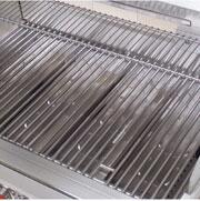 "Heavy Duty Solid 3/8"" 304 Stainless Steel Cooking Grates"