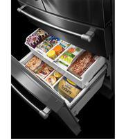 Dual-Level Freezer Storage