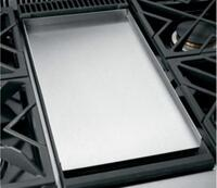 Stainless Steel and Aluminum-Clad Griddle