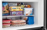 Full-Width Wire Freezer Shelf