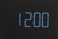 Blue LCD Timer/Clock
