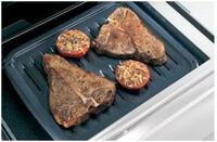 Broil and Serve Drawer