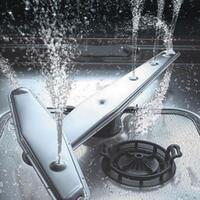 Dual Axial Washing System™