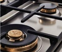 Bertazzoni Brass Burners