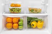 Store-More Humidity-Controlled Crisper Drawers