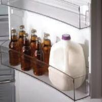 Integrated Gallon Door Storage