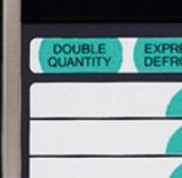 Double Quantity Pad