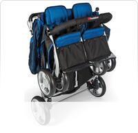Quick and Easy Fold Stroller