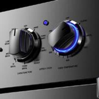 BlackChrome™ Knobs