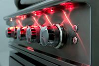 Illuminated Control Knobs