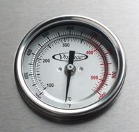 Integrated Hood Thermometer