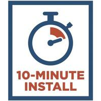 Easy 10 Minute Installation