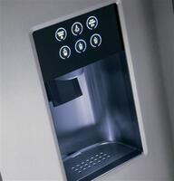 Color-matched dispenser with Proximity Sensor