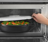 Microwave Convection Cooking