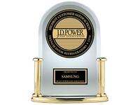 J.D. Power Customer Satisfaction Award