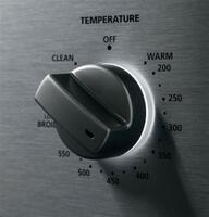 Stainless Steel Back-Lit Digital Control Knobs