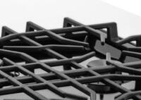 Continuous Cast Iron Grates