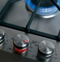 Hand-Machined, Stainless Steel Knob Controls